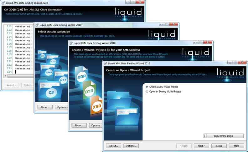 Liquid XML Objects