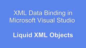 XML Objects - Introduction