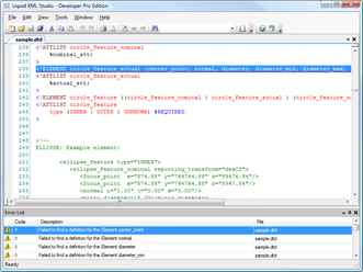 XML Editor, XSD Editor, Data Mapper, JSON and Web Services Toolkit