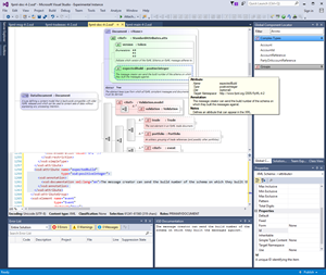 XML Schema Editor for Visual Studio