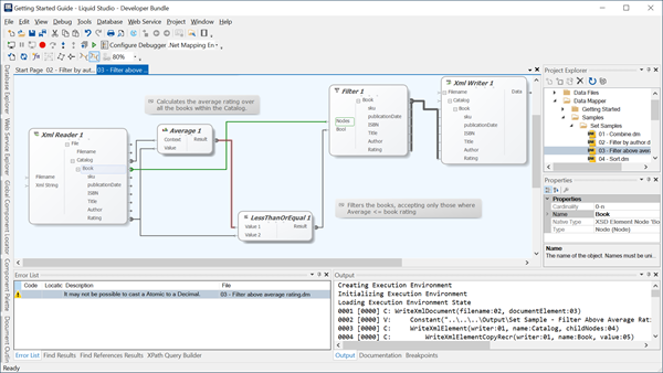 XML Data Mapper