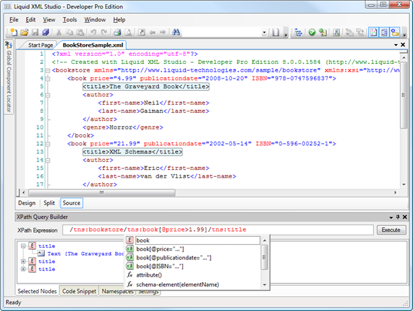 XPath Expression Builder