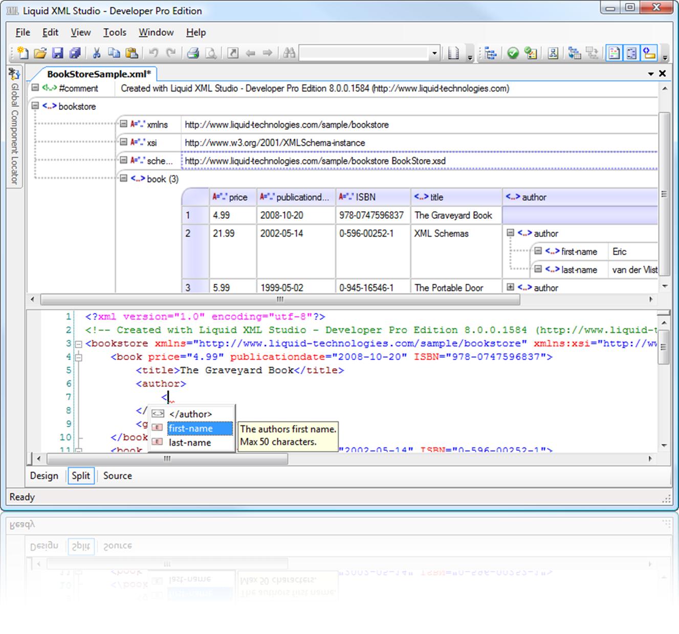 Validating xml document against xsd using xml schema c# example