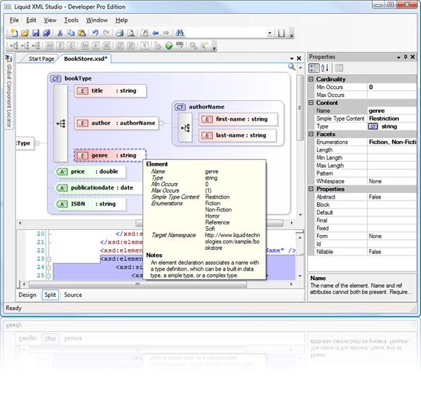 Liquid Studio and Liquid XML Data Binder